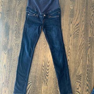 Like new H&M maternity skinny jeans